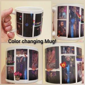 Great Gays Heat Changing Mug!